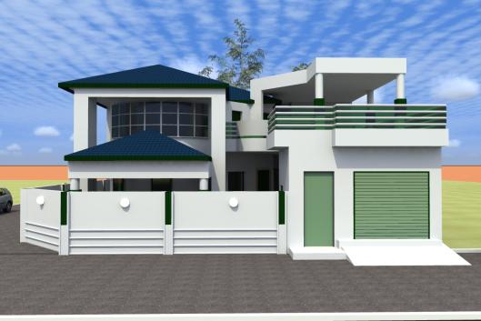 Dream houses 39 s plan page 5 - Bon plan construction maison ...